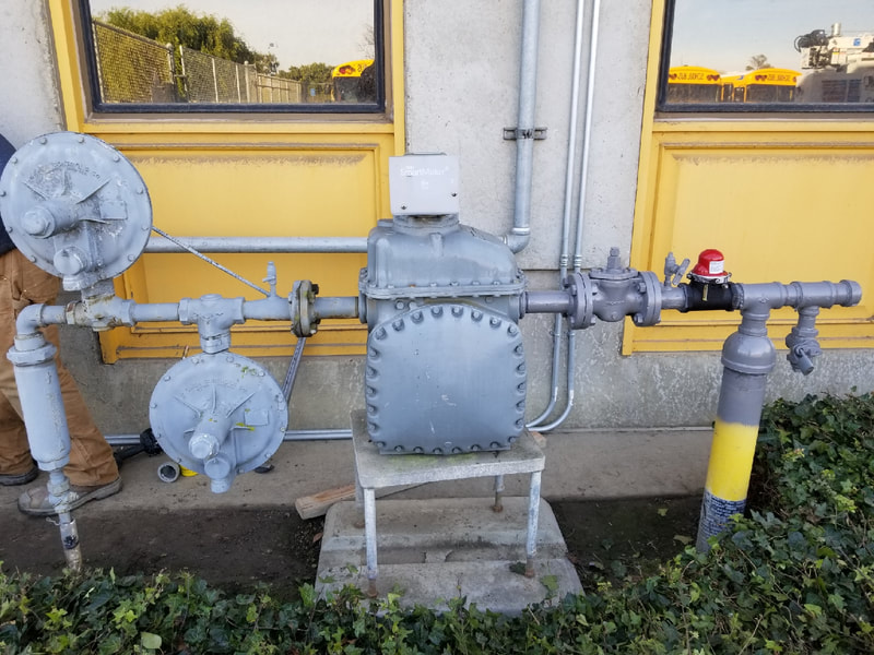 Monterey County Office Of Education - Seismic Shut-Off Valve Installation